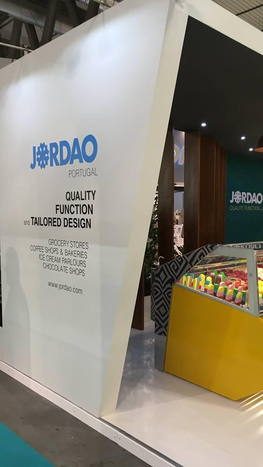 STAND JORDÃO – FEIRA HOST 2017 – MILÃO